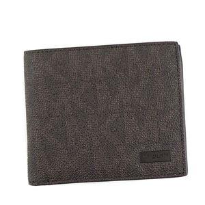 Michael Kors(マイケルコース) 二つ折り財布(小銭入れ付) 39F5LMNF3B 200 BROWN
