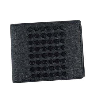 Michael Kors(マイケルコース) 二つ折り財布(小銭入れ付) 39S7TMNF3U 1 BLACK