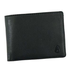 NIXON(ニクソン) 二つ折り財布(小銭入れ付) C2403 1 ALL BLACK
