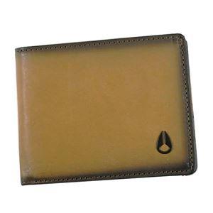 NIXON(ニクソン) 二つ折り財布(小銭入れ付) C2403 405 TAN