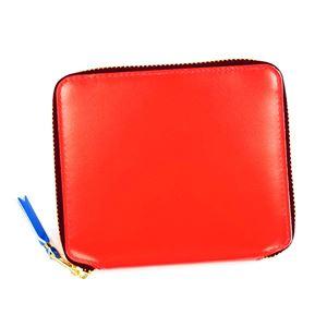 COMME des GARCONS(コムデギャルソン) 二つ折り財布(小銭入れ付) SA2100SF ORANGE