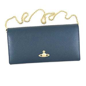 Vivienne Westwood(ヴィヴィアンウエストウッド) 長財布 321403 BLUE