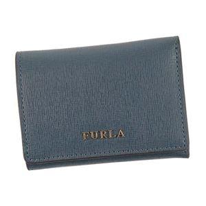 Furla(フルラ) 三つ折り財布(小銭入れ付) PR83 A4R AVIO SCURO c