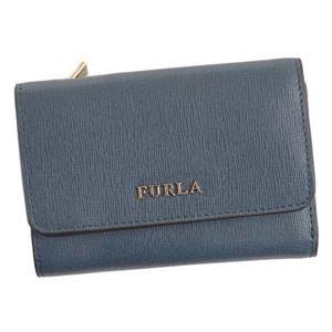 Furla(フルラ) 三つ折り財布(小銭入れ付) PR76 A4R AVIO SCURO c