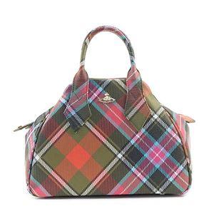Vivienne Westwood(ヴィヴィアンウエストウッド) ハンドバッグ  42020015-40010 O115 MULTI