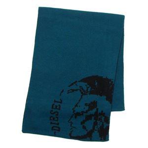 DIESEL(ディーゼル) マフラー  00S4ML 8DK BLUE