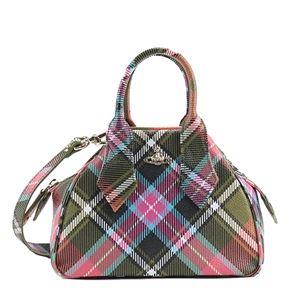 Vivienne Westwood(ヴィヴィアンウエストウッド) ハンドバッグ  42010014-40010 O115 MULTI