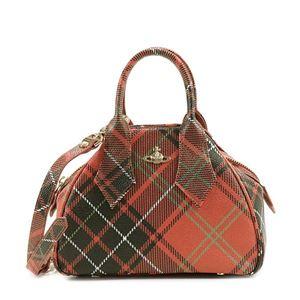Vivienne Westwood(ヴィヴィアンウエストウッド) ハンドバッグ  42010014-40010 O116 CHARLOTTE