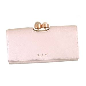 TED BAKER(テッドベーカー) フラップ長財布 138198 51 DUSTY PINK