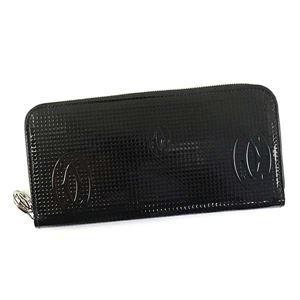 Cartier(カルティエ) ラウンド長財布 L3001285 BLACK