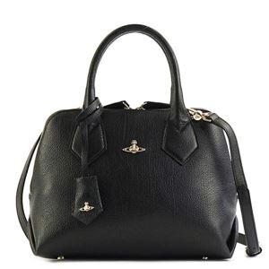 Vivienne Westwood(ヴィヴィアンウエストウッド) ハンドバッグ 131201-10165 265 BLACK