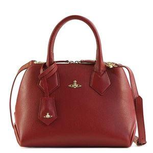 Vivienne Westwood(ヴィヴィアンウエストウッド) ハンドバッグ 131201-10165 333 RED