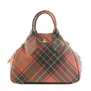 Vivienne Westwood(ヴィヴィアンウエストウッド) ハンドバッグ 42020015-40010 O116 CHARLOTTE