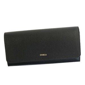 Furla(フルラ) フラップ長財布  PU02 O60 ONYX