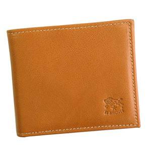 IL Bisonte(イルビソンテ) 二つ折り財布(小銭入れ付)  C0817 145 CARAMEL