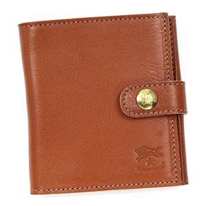 IL Bisonte(イルビソンテ) 二つ折り財布(小銭入れ付)  C0955 145 CARAMEL