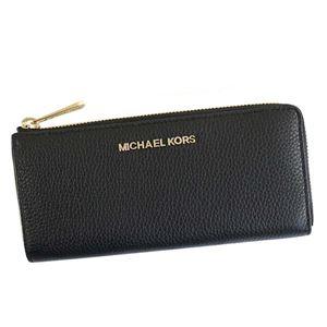 MICHAEL KORS(マイケルコース) F L字ファスナー長財布  35S7GBFZ3T  BLACK