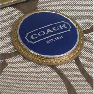Coac H Factory(コーチ F) ショルダーバッグ 15588 SV/MC