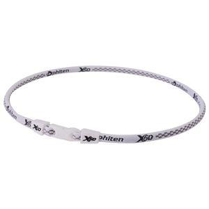 Phiten(ファイテン) RAKUWA ネック X50 チタンホワイト 55CM TF360154