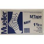 Mueller(ミューラー) Mテープ チームカラー38mm ネイビーブルー 32個セット 130831