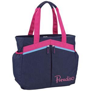 PARADISO(パラディーゾ) トートバッグ(ラケット1本入) TRA440 ピンク