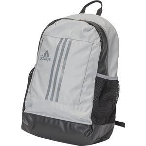 adidas(アディダス) 3ストライプス Basic バックパック 26L BIP72 クリアオニキス×グレー