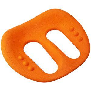 モビバン(mobiban) HOME TRY 骨盤ストレッチインソール F003 オレンジ
