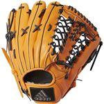 adidas(アディダス) Baseball 軟式カラーグラブ OF DUV02 ブレイズオレンジ RH
