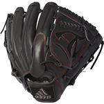 adidas(アディダス) Baseball 軟式カラーグラブ PI DUV04 ブラック RH