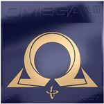 XIOM(エクシオン) 裏ソフトラバー OMEGA VII PRO(オメガVII プロ) 095882 レッド 2.0