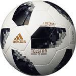 adidas(アディダス) ワールドカップ2018 テルスター18 ルシアーダ 5号球 AF5302LU