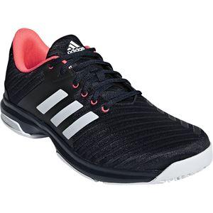adidas(アディダス) adidas Tennis BARRICADE CODE COURT OC レジェンドインクF17×ランニングホワイト×フラッシュレッドS15 D97898 【27.5cm】