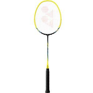 Yonex(ヨネックス) バドミントンラケット NANORAY 180(ナノレイ 180) フレームのみ 【カラー:ブラック×イエロー サイズ:3U6】 NR180L