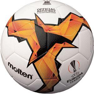 モルテン(Molten) サッカーボール5号球 UEFA ヨーロッパリーグ 2018-19(ノックアウトステージ)試合球 F5U5003K19