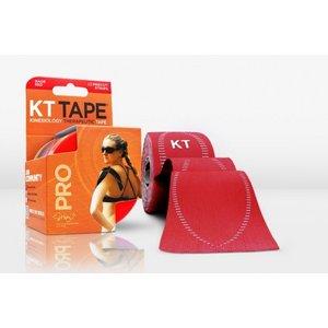 KT TAPE PRO(KTテーププロ) ロールタイプ 15枚入り レイジレッド (キネシオロジーテープ テーピング)