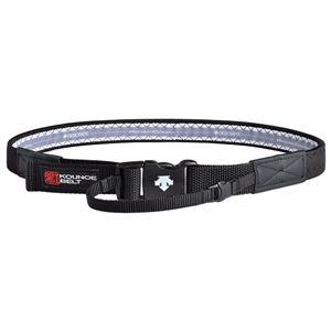 デサント(DESCENTE) Kounoe Belt 鴻江ベルト 骨盤用 1000 ライトタイプ DAT8101 ブラック O