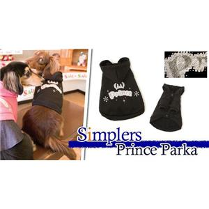Simplers(シンプラーズ) プリンス パーカー SS R25244
