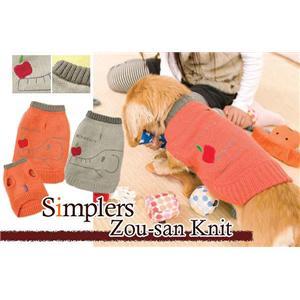 Simplers(シンプラーズ) ゾウサン ニット SS R25363