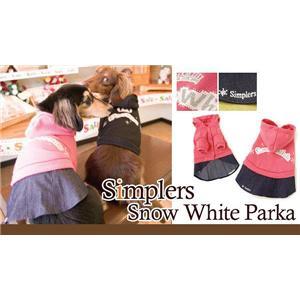 Simplers(シンプラーズ) スノーホワイト パーカー SS R25239