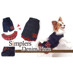 Simplers(シンプラーズ) デニム ワンピース SS R15030