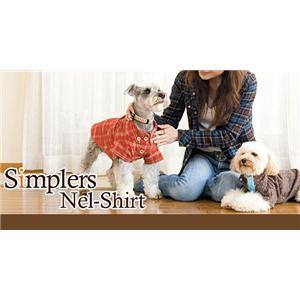 Simplers(シンプラーズ) ネルシャツ SS R25149