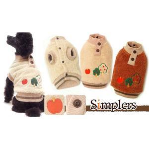 Simplers(シンプラーズ) フルーツ ツリー ボアジャケット SS R14029