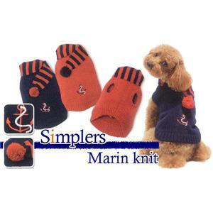 Simplers(シンプラーズ) マリンニット SD R14138