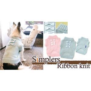 Simplers(シンプラーズ) リボン ニット S R25122
