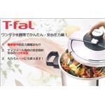 T-FAL(ティファール) クリプソ プルミエ 4.5L P4060646