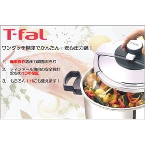 T-FAL(ティファール) クリプソプルミエ 6L P4060746