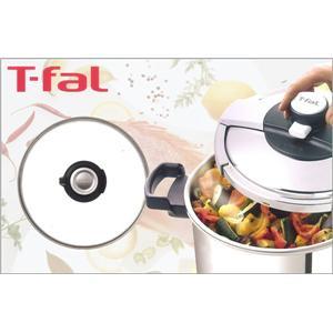 T-FAL(ティファール) 圧力鍋 ガラスぶた 22cm