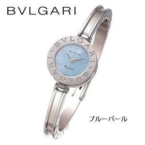 BVLGARI B-Zero1バングルウォッチ BZ22C31SS-S/ブルーパール・Sサイズ