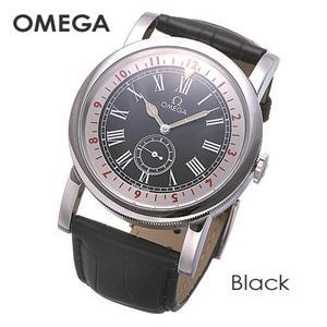 OMEGA パイロット オートマチック 51613411005001/ホワイトシェル/ブラック