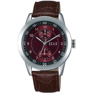 ELLE エル 腕時計 ユーグボルドーHHUG40BD-BW